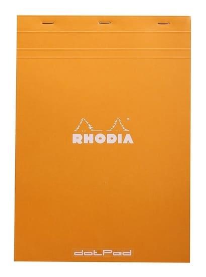 Libreta Rhodia para escribir con pluma