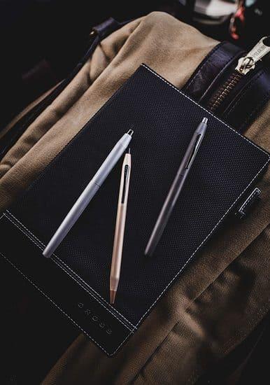 Bolígrafo para hombre de negocios