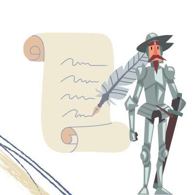 El Quijote de la Mancha: la obra de una vida atormentada