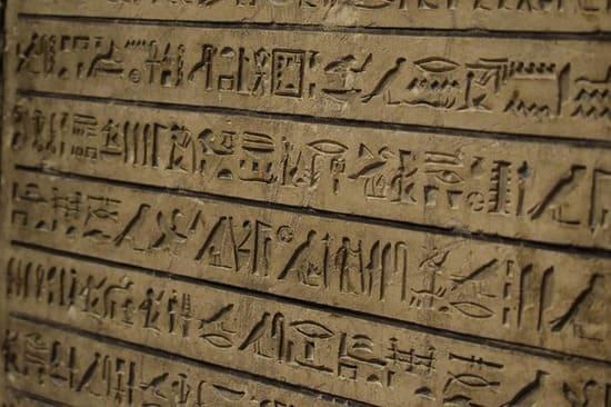 Primeras escrituras caligrafías
