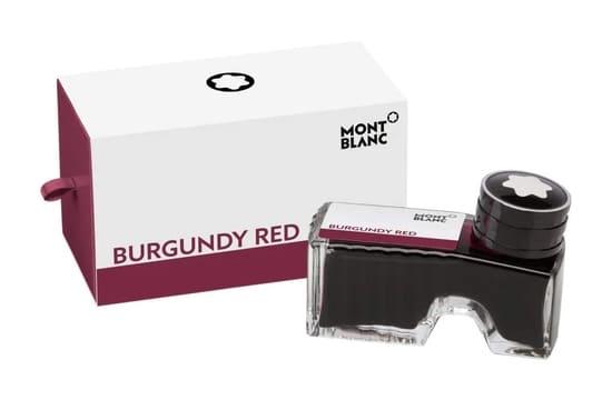 Mejor tinta pluma estilográfica granate borgoña