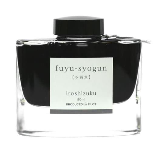 Tinta Pilot Iroshizuku estilográfica lujo  discreta