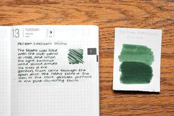 Tinta pluma estilográfica Edelstein Pelikan  profesional con estilo