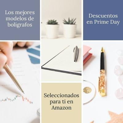 Amazon Prime Day 2020: los mejores bolígrafos en oferta