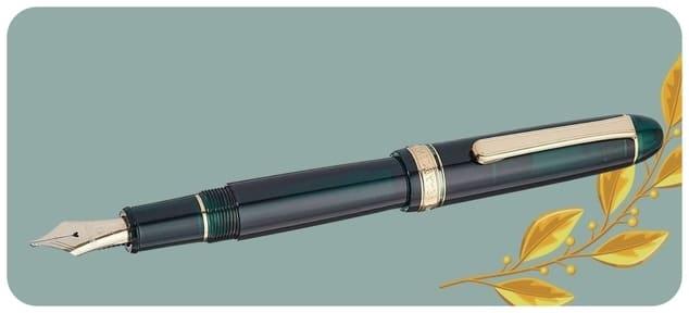 qué pluma estilográfica comprar por 100 euros platinum 3776
