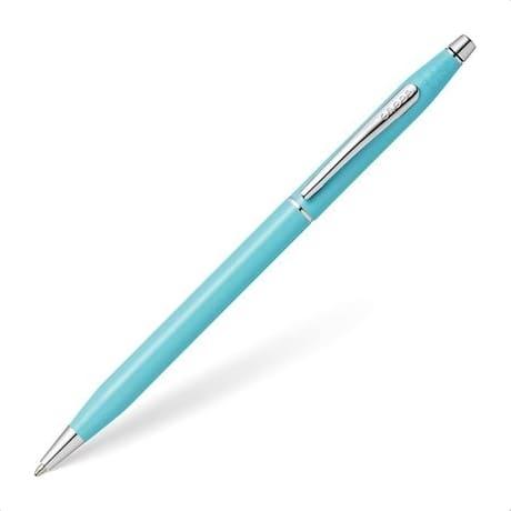 Bolígrafo alegre expresivo bonito bello para mujer