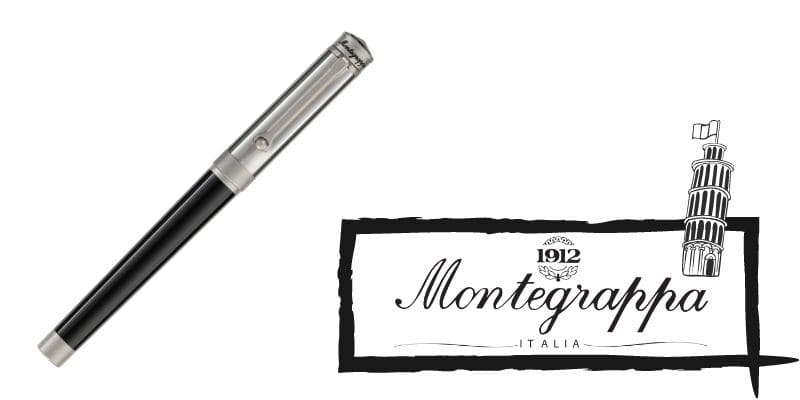Bolígrafo refinado italiano buena marca montegrappa
