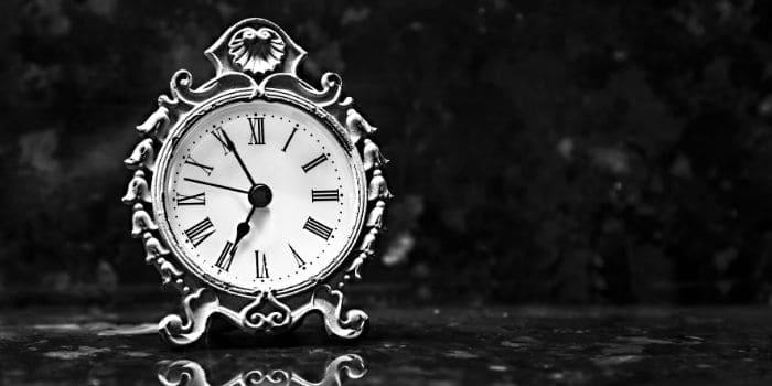 Cómo se concebía el tiempo en la antigüedad y en la actualidad