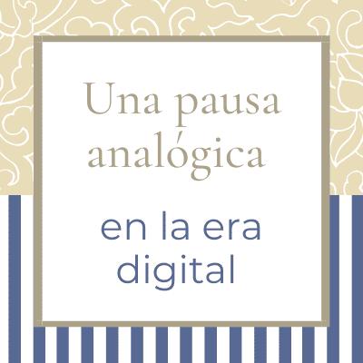 ventajas diferencias tecnología analógica vs frente contra digital