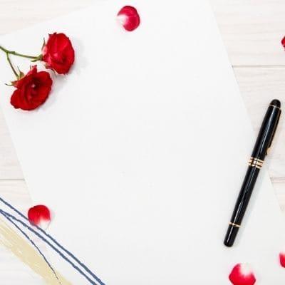 Cartas de amor por San Valentín