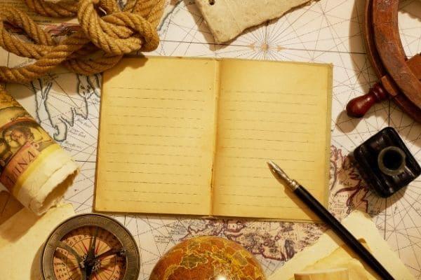 papel de calidad para escribir practicar con pluma fuente estilográfica