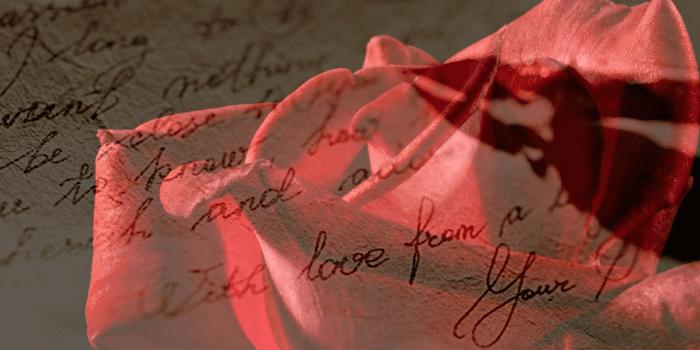 tinta estilográfica roja pasión amor apasionada romántica