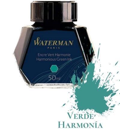 recomendación tinta verde pluma discreta elegante trabajo