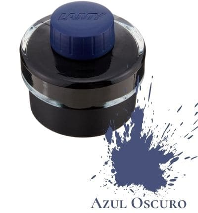 recomendación tinta tintero azul negro