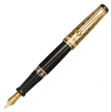 Recomendación pluma estilográfica con capuchón de oro