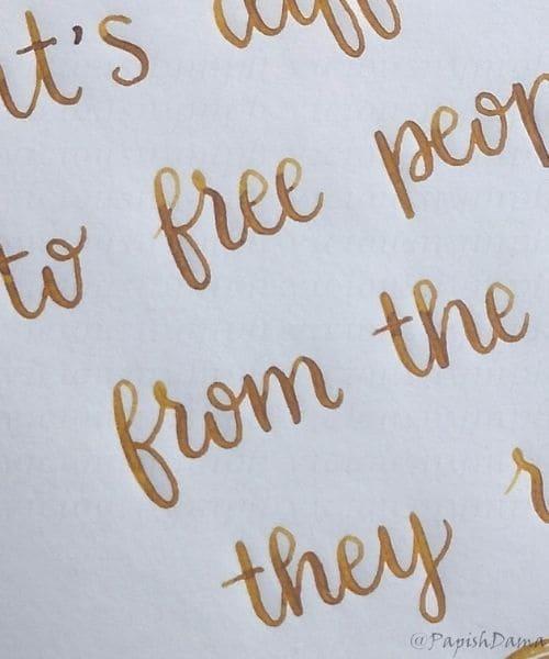 ejemplos letra cursiva bonita
