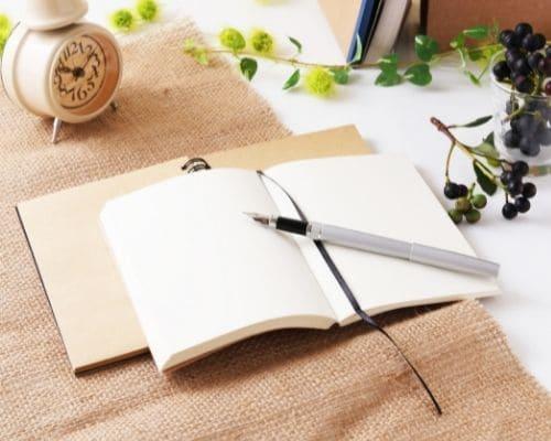 libreta cuadernillo bonito de calidad para pluma fuente qué marcas modelos