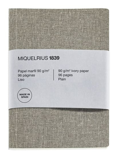 cuaderno español nacional bueno recomendable para pluma