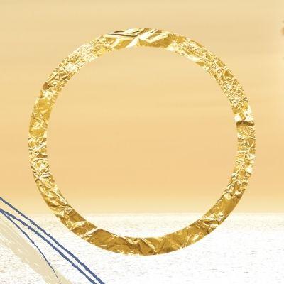 recomendación plumas lujosas distinguidas oro