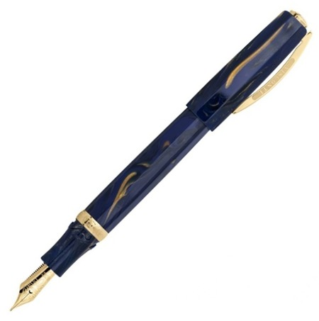 cual es la pluma estilográfica más bella marca con más estilo mejores diseños Visconti
