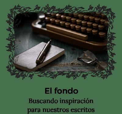 Inspiración para escribir temas ideas literatura escritores