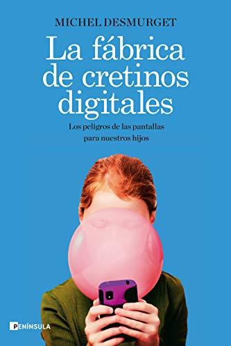qué libro recomiendas sobre peligros abusos digitales