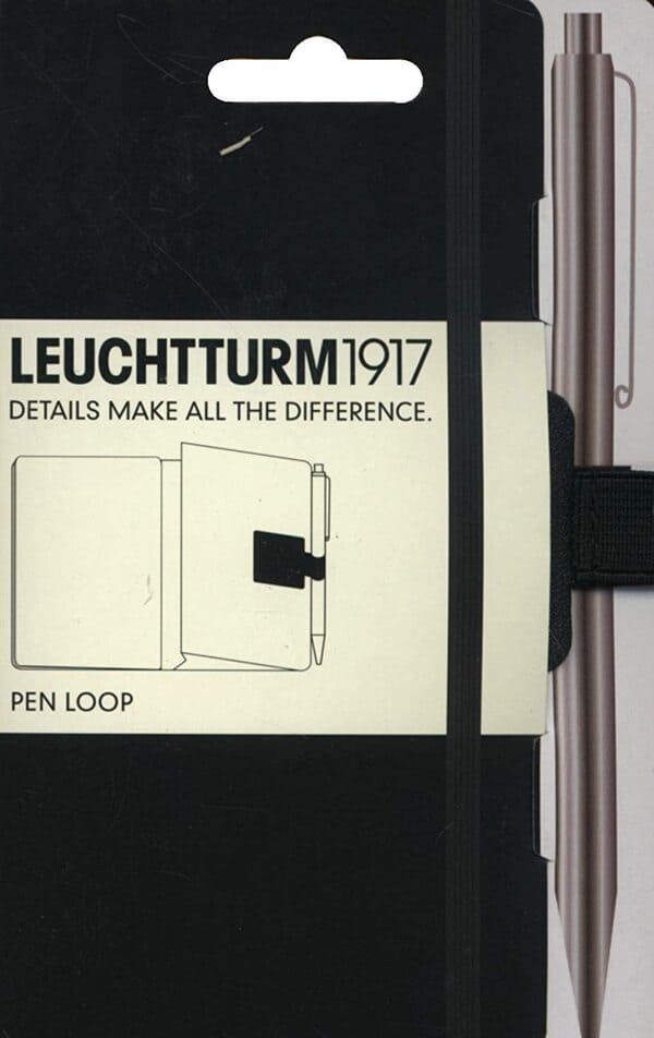 Leuchtturm1917 penloop sujeta lápiz